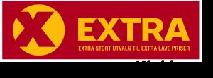 Extra klekken Logo
