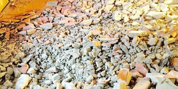 knust stein med hakke